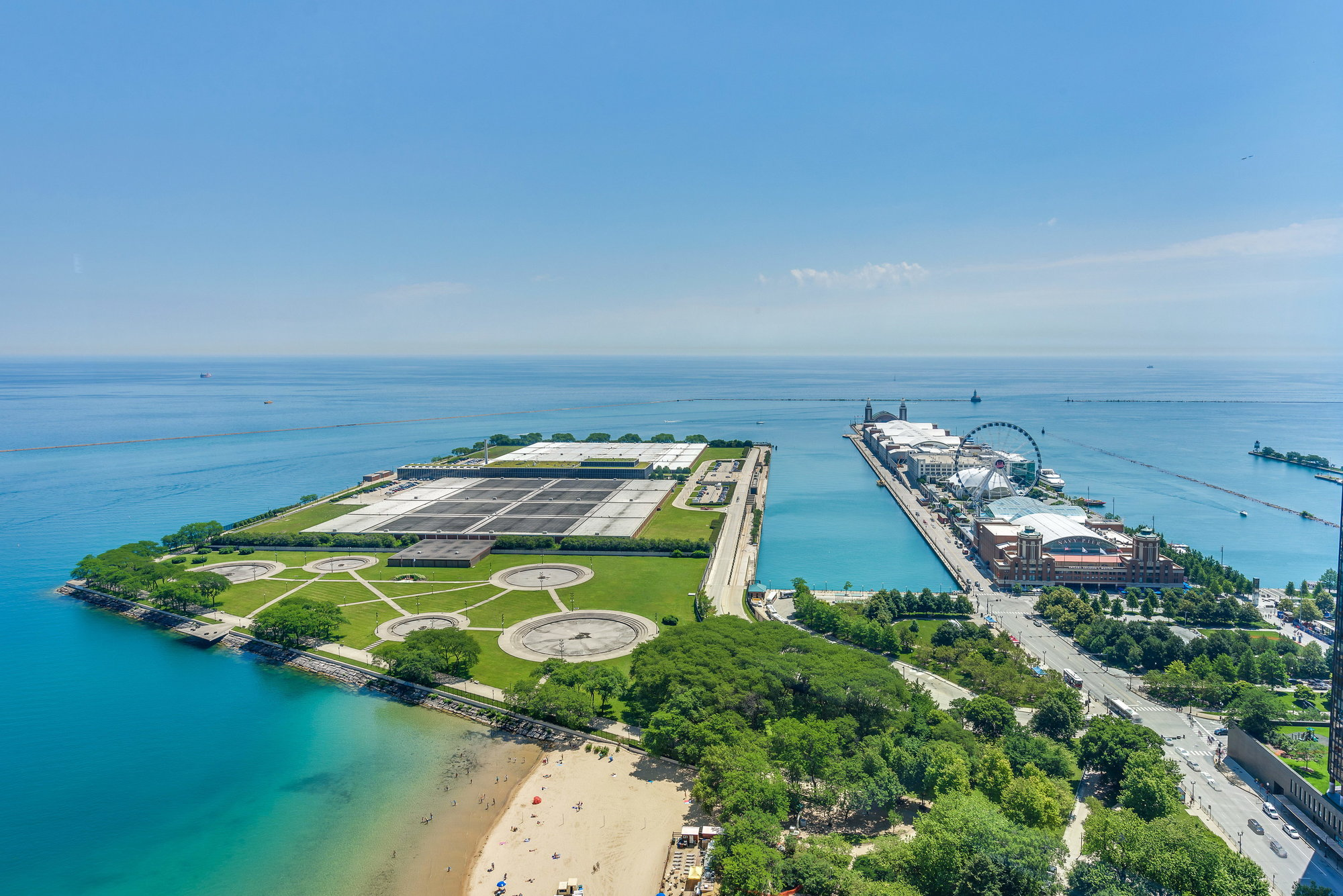 600 N Lake Shore Drive Luxury Condos