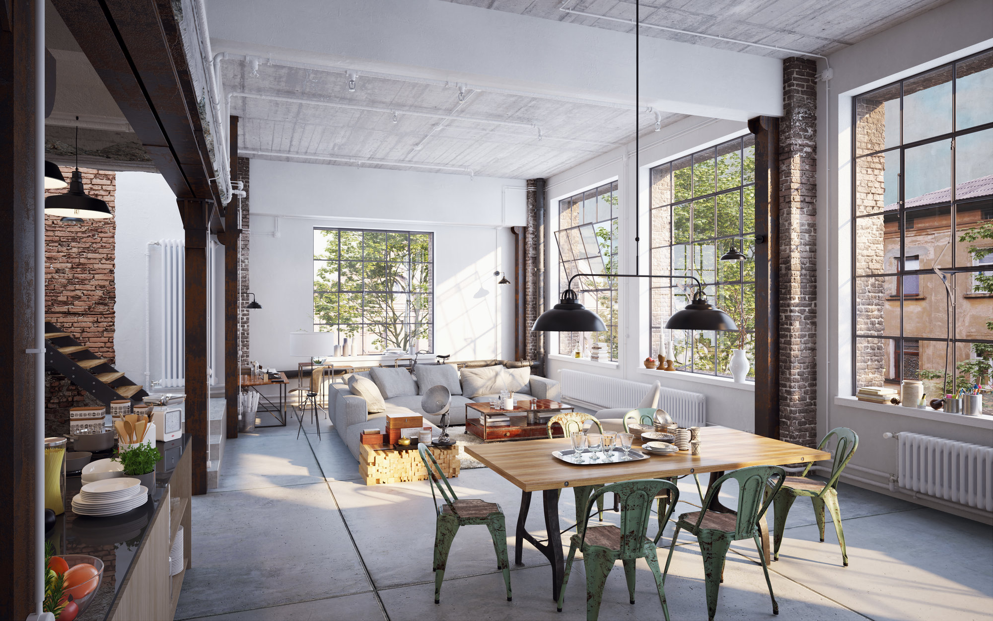 WickerParkLoft