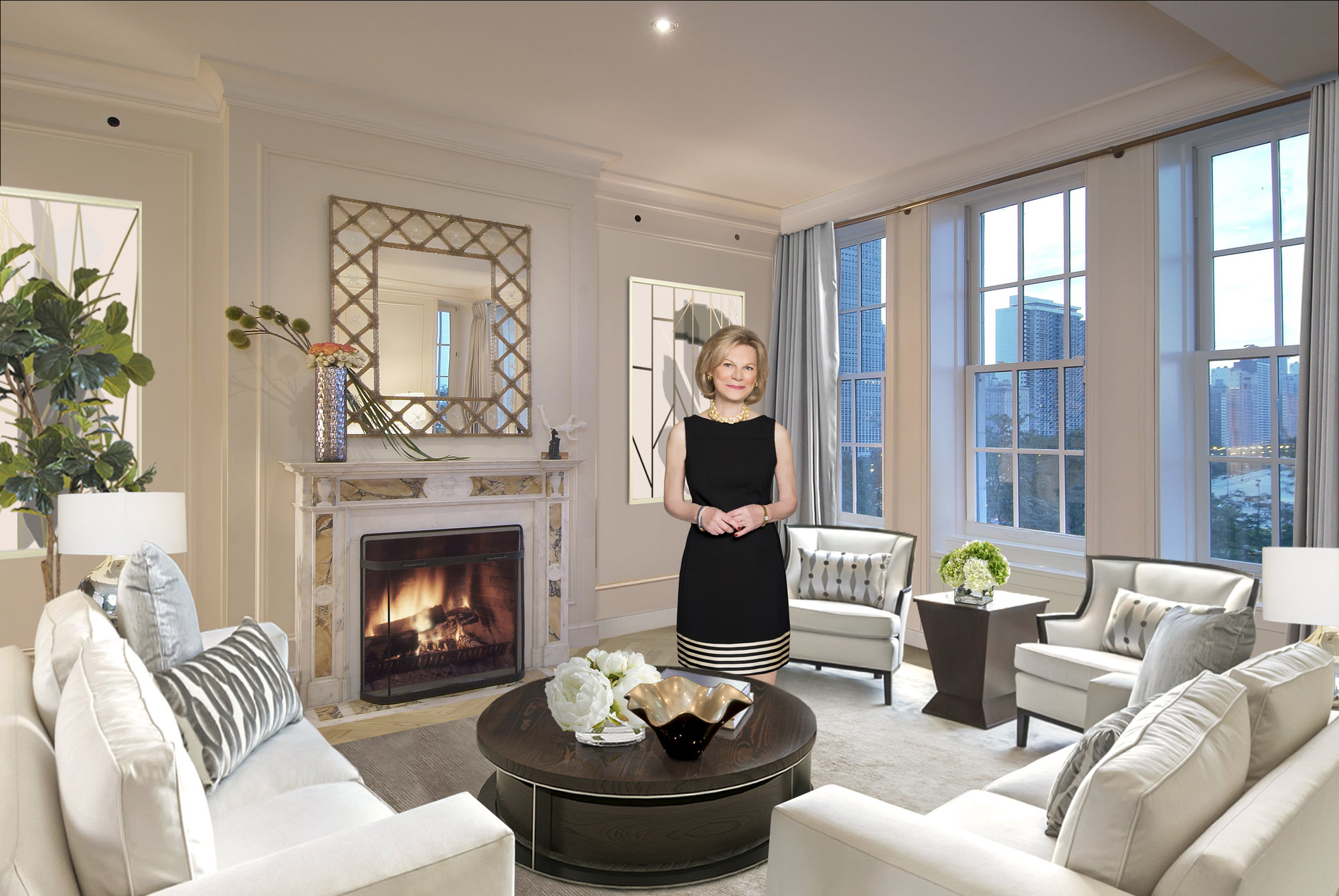 Linda Shaughnessy Luxury Real Estate Agent